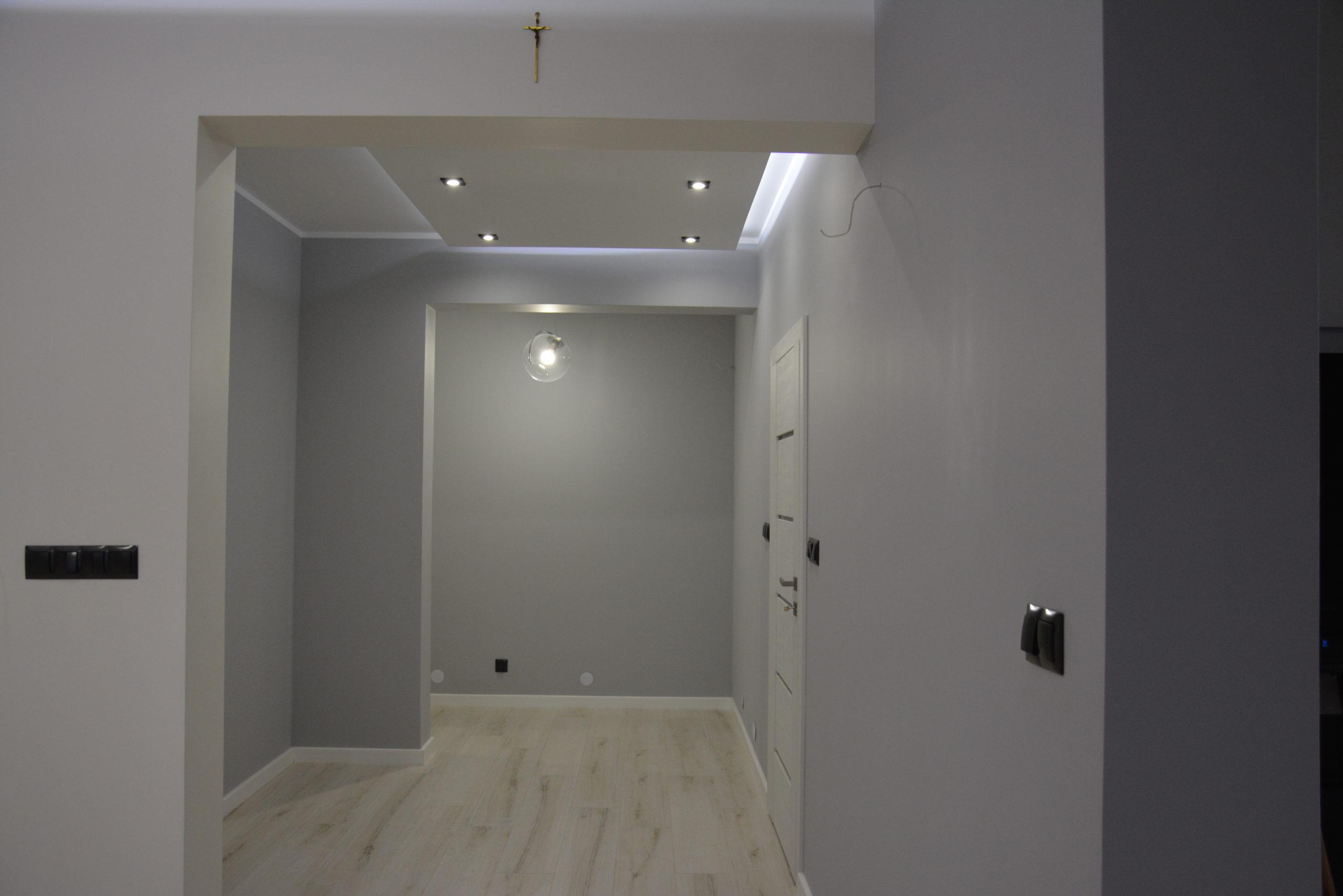 Wykończenie ścian w mieszkaniu